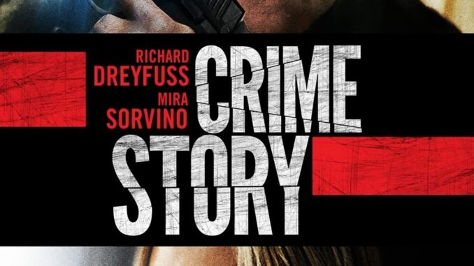 Crime Story (2021) Full Movie Download