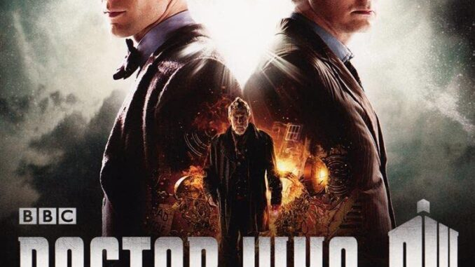 Doctor Who: The Day of the Doctor (2013) Full Movie Download