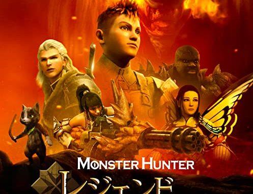 Monster Hunter: Legends of the Guild (2021) Full Movie Download