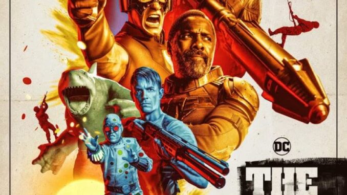 The Suicide Squad (2021) Full Movie Download