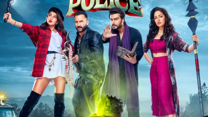 Bhoot Police (2021) Full Movie Download