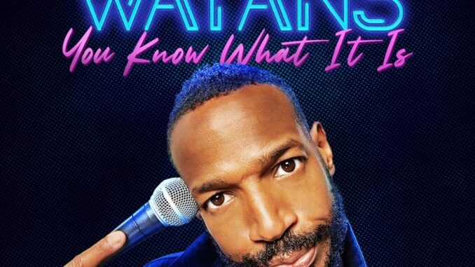 Marlon Wayans: You Know What It Is (2021) Full Movie Download