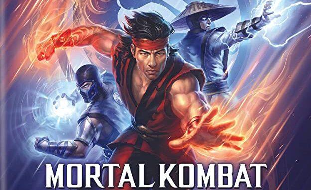 Mortal Kombat Legends: Battle of the Realms (2021) Full Movie Download