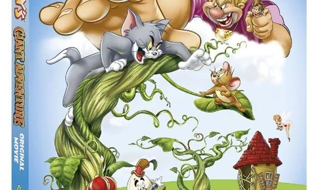 Tom and Jerry's Giant Adventure (2013) Full Movie Download
