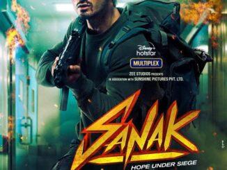 Sanak (2021) Full Movie Download