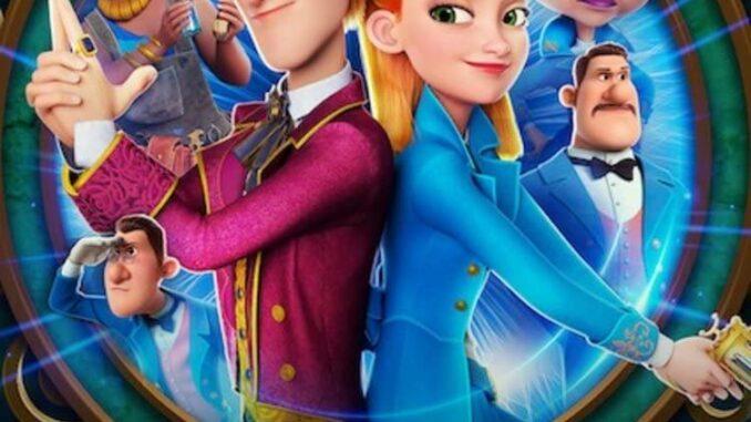 Secret Magic Control Agency (2021) Full Movie Download